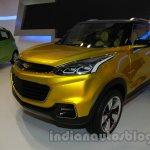 Chevrolet Adra Concept Front Right Profile at Auto Expo 2014