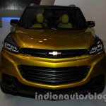 Chevrolet Adra Concept Front at Auto Expo 2014