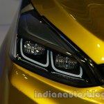 Chevrolet Adra Concept Headlamp at Auto Expo 2014