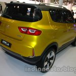 Chevrolet Adra Concept Rear Right Profile at Auto Expo 2014