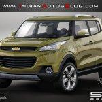 Chevrolet Adra production render