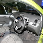 Chevrolet Beat Facelift Dashboard Profile at 2014 Auto Expo
