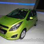 Chevrolet Beat Facelift Front Profile at 2014 Auto Expo