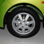 Chevrolet Beat Facelift Front Wheel at 2014 Auto Expo