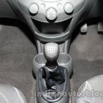 Chevrolet Beat Facelift Gear Lever at 2014 Auto Expo