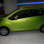 Chevrolet Beat Facelift Left Side at 2014 Auto Expo