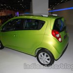 Chevrolet Beat Facelift Rear Left Profile at 2014 Auto Expo