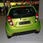 Chevrolet Beat Facelift Rear at 2014 Auto Expo