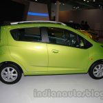 Chevrolet Beat Facelift Side at 2014 Auto Expo