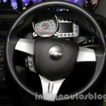 Chevrolet Beat Facelift Steering Wheel at 2014 Auto Expo