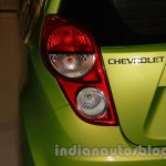 Chevrolet Beat Facelift Tail Lamp at 2014 Auto Expo