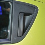 Chevrolet Beat facelift from Auto Expo 2014 rear door handle