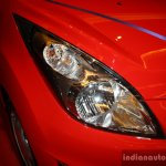 Chevrolet Beat facelift headlamp