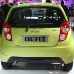 Chevrolet Beat facelift rear live