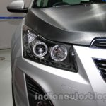 Chevrolet Cruze Stealth Auto Expo 2014 headlight