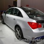 Chevrolet Cruze Stealth Auto Expo 2014 rear three quarters