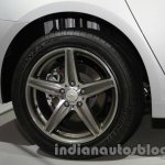 Chevrolet Cruze Stealth Auto Expo 2014 wheel