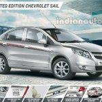 Chevrolet Sail Limited Edition IAB image