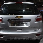 Chevrolet TrailBlazer rear live