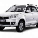 Daihatsu Terios press image