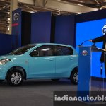 Datsun 1st car rollout from Chennai 2