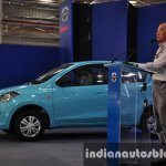 Datsun 1st car rollout from Chennai 3