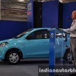 Datsun 1st car rollout from Chennai 3