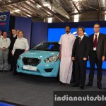 Datsun 1st car rollout from Chennai 5