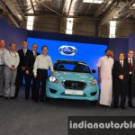 Datsun 1st car rollout from Chennai 6