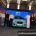 Datsun 1st car rollout from Chennai 6