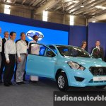 Datsun 1st car rollout from Chennai 7