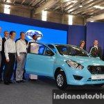 Datsun 1st car rollout from Chennai 7
