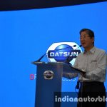 Datsun 1st car rollout from Chennai