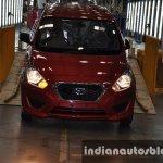 Datsun 1st car rollout in Oragadam Chennai