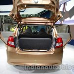 Datsun Go+ boot at Auto Expo 2014