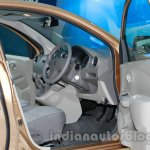 Datsun Go+ dashboard at Auto Expo 2014