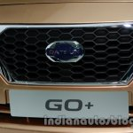 Datsun Go+ grille at Auto Expo 2014
