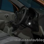 Datsun Go+ interior at Auto Expo 2014