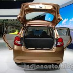 Datsun Go+ rear at Auto Expo 2014
