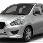 Datsun Go press shot gray