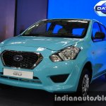 Datsun Go production begins in Chennai