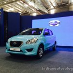 Datsun Go start of production 2