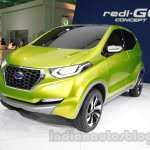 Datsun Redi-Go at Auto Expo 2014