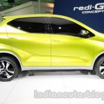 Datsun Redi-Go profile at Auto Expo 2014