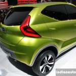 Datsun redi-GO concept rear three quarter live