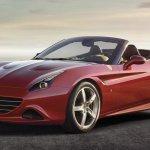 Ferrari California T front quarter