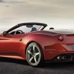 Ferrari California T rear quarter