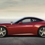 Ferrari California T top up