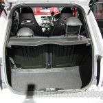 Fiat 500 Abarth boot at Auto Expo 2014