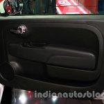 Fiat 500 Abarth door trim at Auto Expo 2014